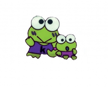 żaba pikto